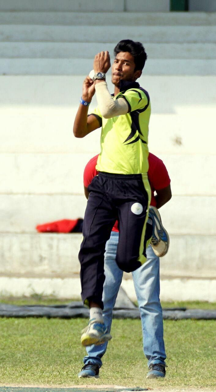 Mukhtar Hussain, a regular feature of the Assam Ranji team, is all set to join Sunrisers Hyderabad