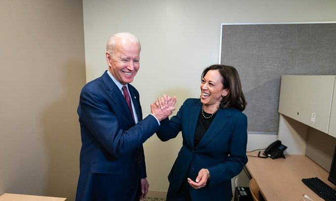 Kamala Harris is on the verge of making history, as she seeks to become the first woman vice-president of the US