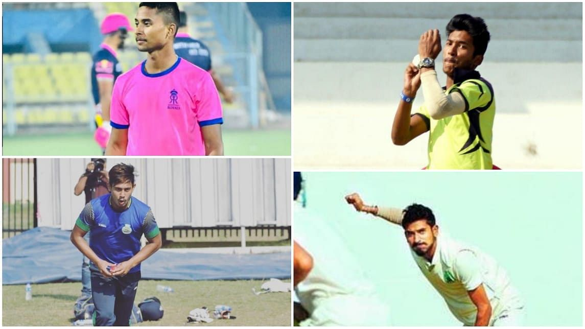 4 cricketers from Assam selected to be part of IPL 2020 season
