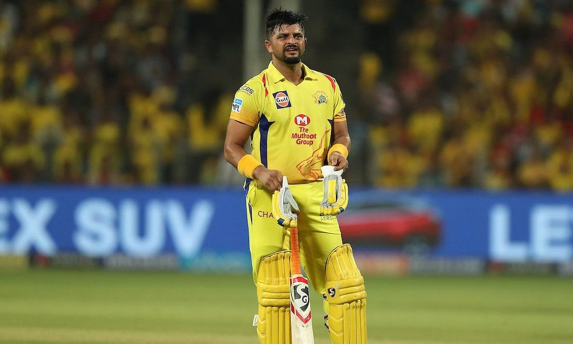 Suresh Raina had opted to pull out from IPL 2020 and return to India last month reportedly due to family issues