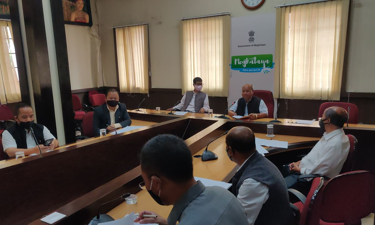 High Level Committee meeting on Friday