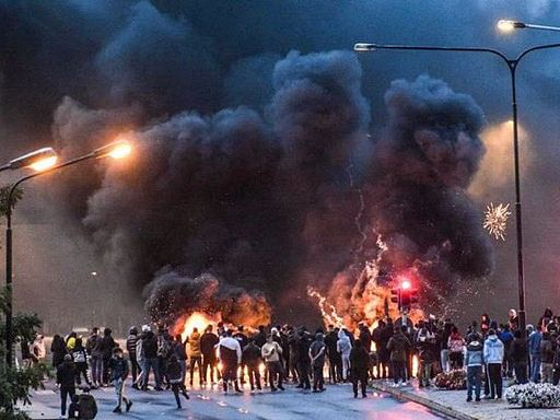 Sweden riots: Violence erupts after anti-Islam activities, say reports