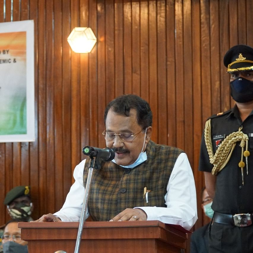 Mizoram: Congress seeks cancellation of applications for periodic 'record of rights'