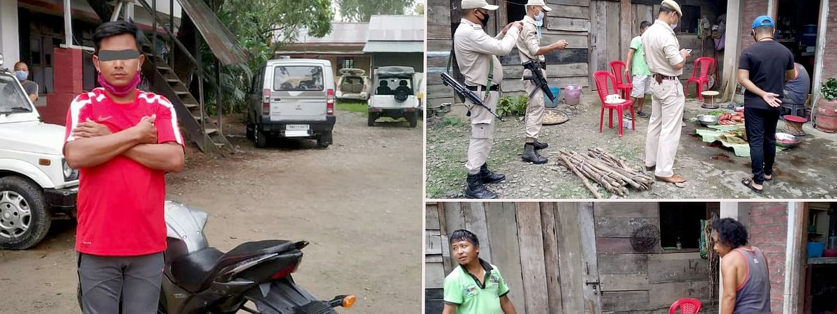A 47-year-old man from Imphal was arrested for killing a dog in Manipur on Sunday