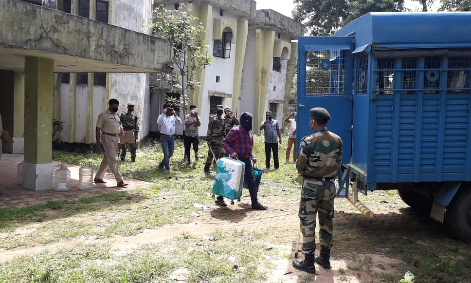The High Court of Tripura on Monday granted bail to additional government advocate accused of harassing and spitting on a doctor at a COVID care centre