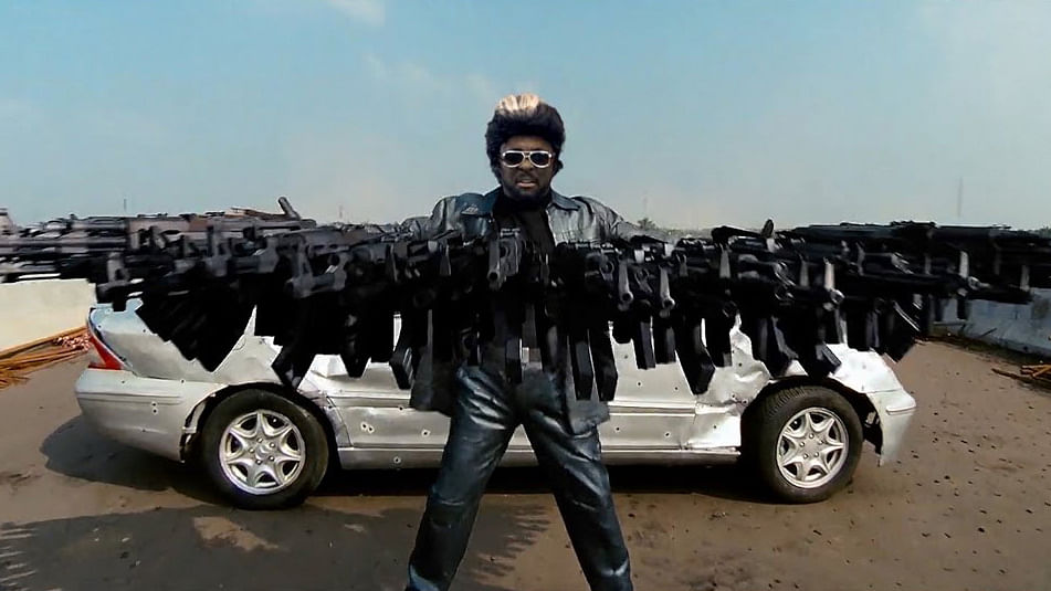 WATCH: Black Eyed Peas as Rajnikanth? New music video 'Action' says so