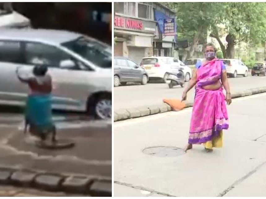 This Mumbai woman saved many lives during Sunday flood; know how