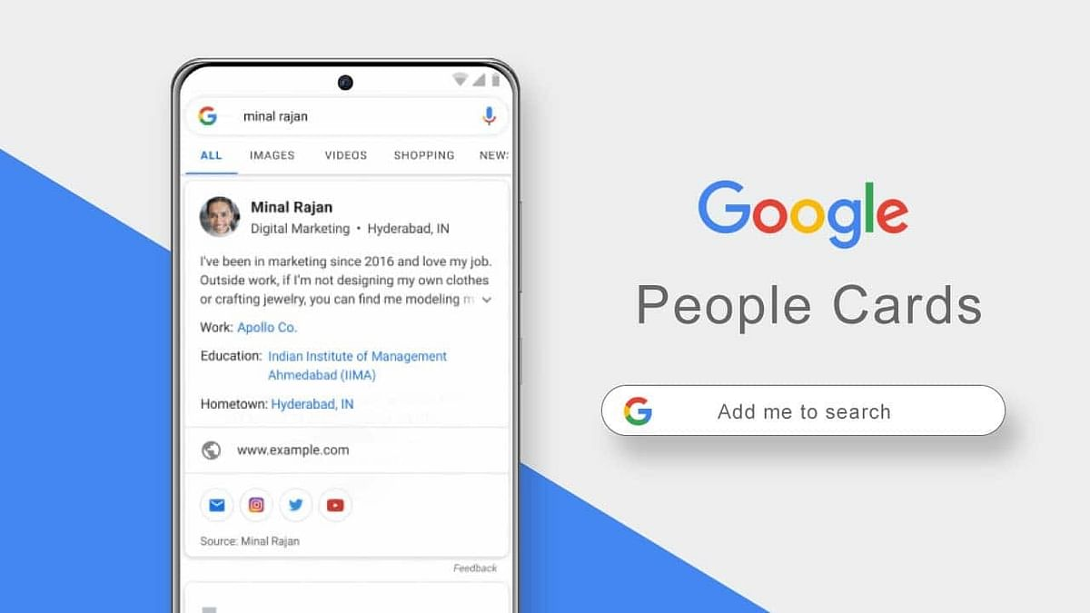 All you need to know about Google's 'People Cards' in India