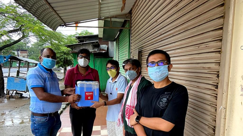 Meet the doctor who's at the forefront of Assam's plasma donation movement