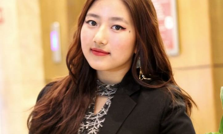 Chanchui Khayi, winner of K-Pop India contest 2020 in vocal category