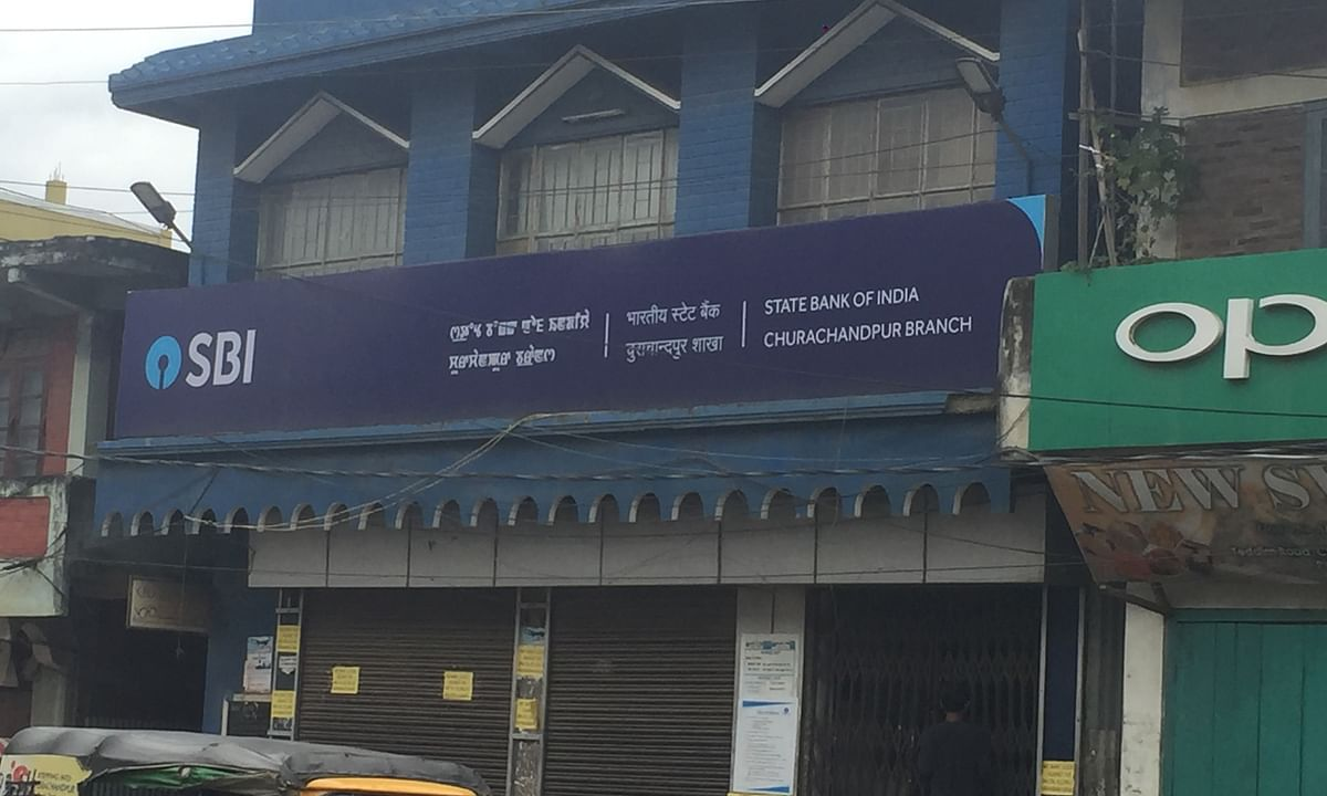 SBI Churachandpur main branch