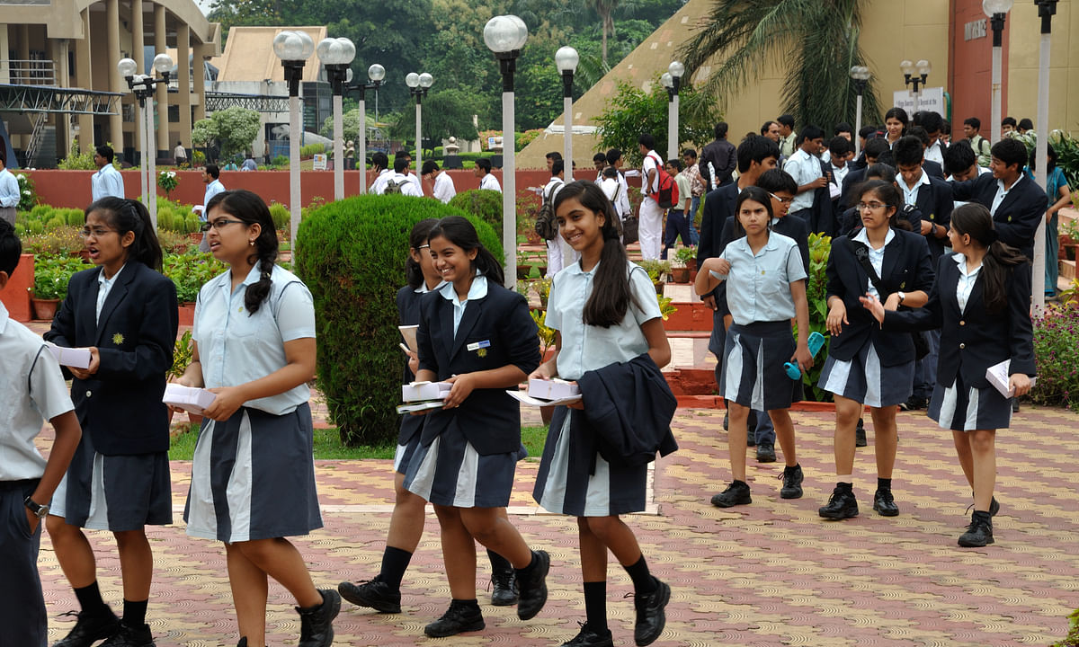 The education ministry released new guidelines under Unlock 5.0 to reopen schools and colleges in the country from October 15