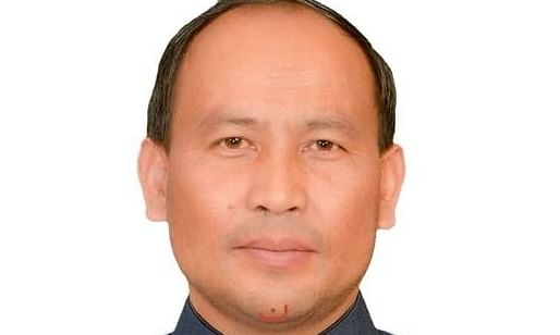 Lourembam Rameshwor Meetei, newly appointed deputy chairman of State Planning Board of Manipur