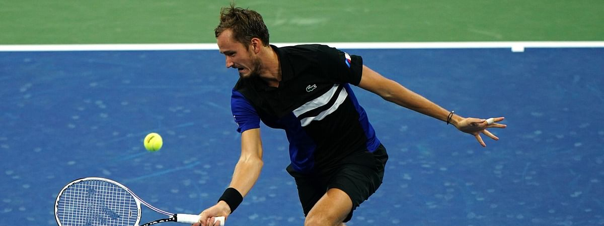 Daniil Mevdedev reaches the semifinal of the US Open for the second year consecutively.