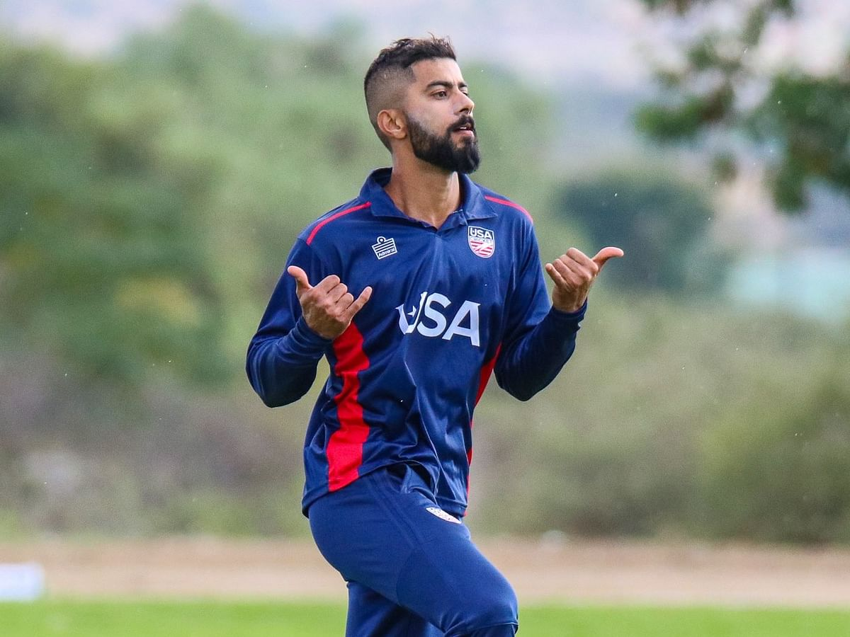 IPL 2020: KKR's Ali Khan becomes first American player to play IPL