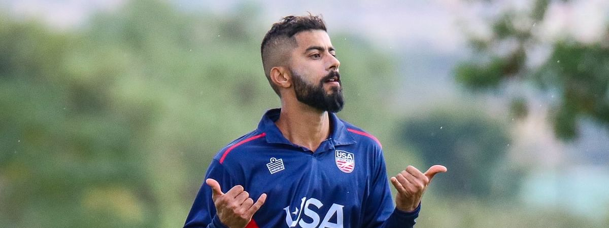 Ali Khan becomes the first USA player in the history to feature in the IPL.