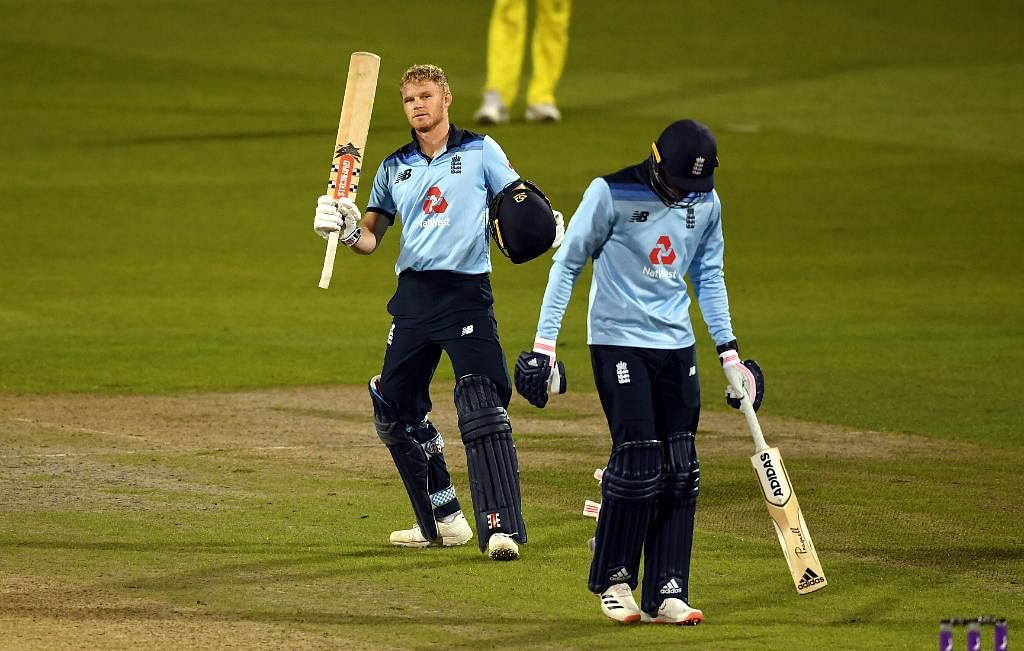 Sam  Billings scored his highest ODI score on Friday with an unbeaten 118