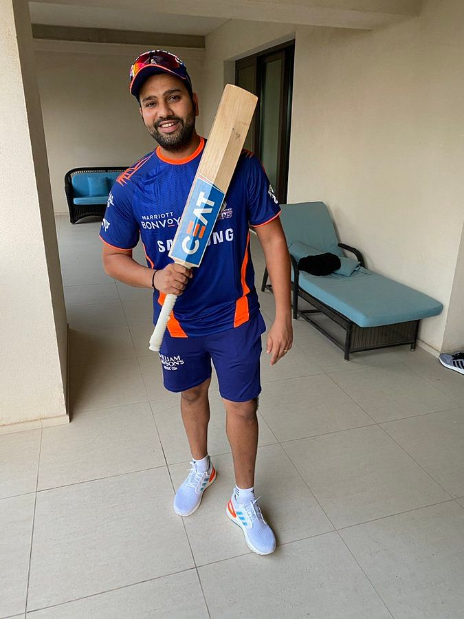 Rohit Sharma has 405 runs at a strike rate of 128.57 in IPL 2019 while opening for Mumbai