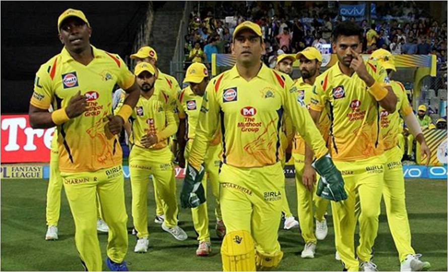 MS Dhoni, who made a record with 194 appearances, surpassed his former CSK and India teammate Suresh Raina