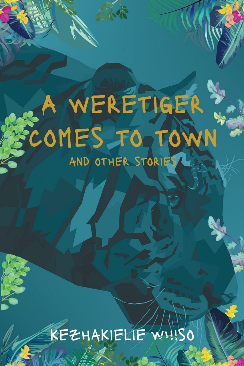 """A Weretiger Comes to Town and Other Stories"" is an anthology of 14 short stories"