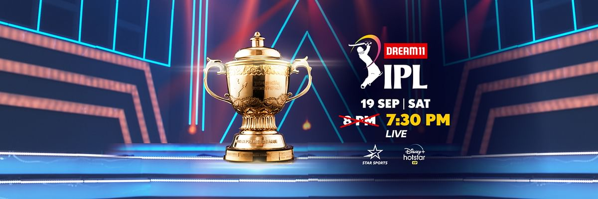 Match can be viewed on The Star Sports Network and Disney + Hotstar VIP subscription