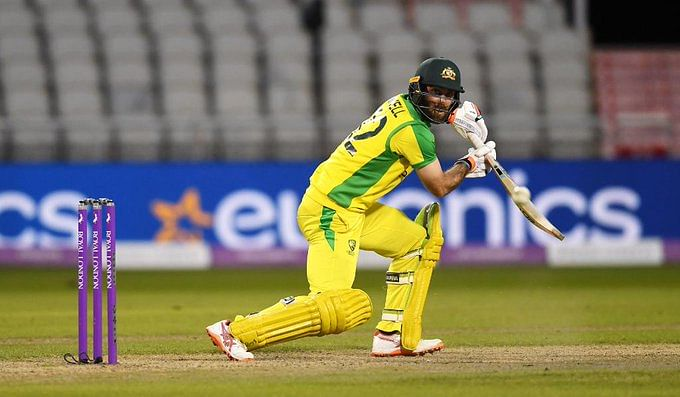 Maxwell was adjudged the Player of the Match as well as Player of the Series on Wednesday