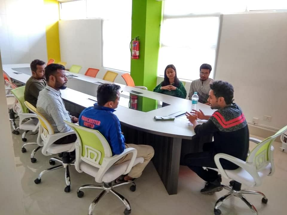 """Startup Interaction session at the """"Assam Startup – The Nest"""" which has been able to nourish 76 startups so far"""