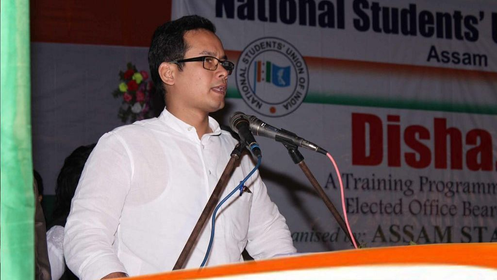"""""""Yet we see a naked hunger and shameless exploitation for TRPs and political ambitions,"""" wrote Gaurav Gogoi"""
