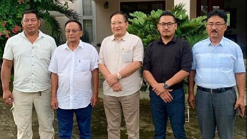 It's time to be united for a lasting peaceful solution: NSCN-IM chairman