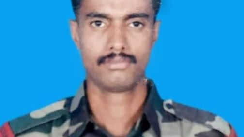 Army jawan killed in ceasefire violation by Pakistan