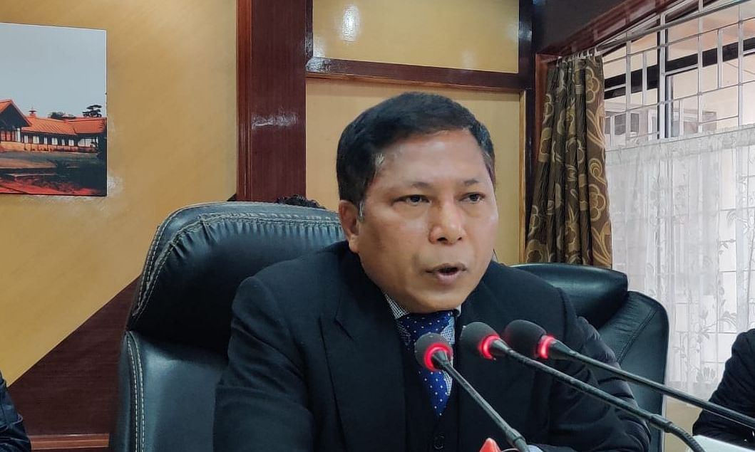 Leader of Opposition Dr Mukul Sangma writes to Governor