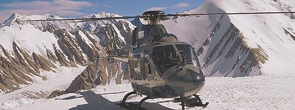 LUH was tested at Daulat Beg Oldie advanced landing ground and in the Siachen glacier