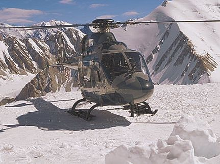 HAL's Indigenous helicopter completes altitude trials in the Himalayas