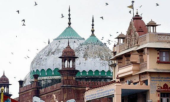 The suit alleges that the Shahi Idgah Masjid was built following illegal encroachment