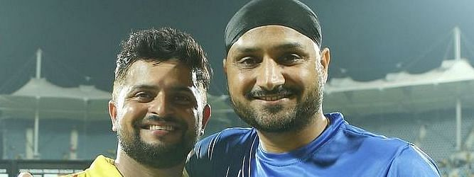 Harbhajan is the second CSK player to opt out from IPL 2020 due to personal reasons after Suresh Raina pulled out last week