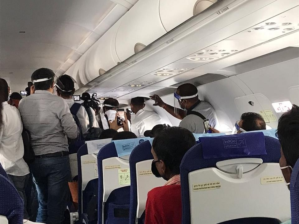Can take pictures and videos inside aircraft without compromising safety clarifies DGCA