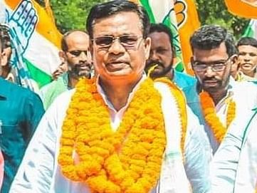 Former minister Das named as Manipur, Mizoram Congress in-charge