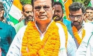 Bhakta Charan Das, newly appointed Congress In-charge of Manipur, Mizoram