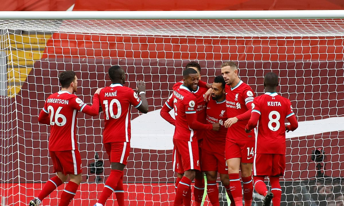 Liverpool defeated Leeds United 4-3  in a mouth-watering opening-day fixture of the 2020-21 Premier League season on Saturday