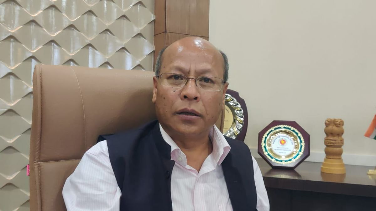 Meghalaya govt to come up with COVID-19 report card: Prestone Tynsong