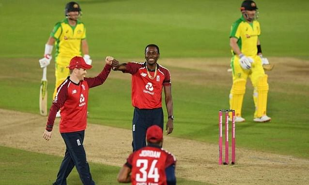 22 players belonging to several franchises are currently a part of the T20I and ODI series between England and Australia, in England