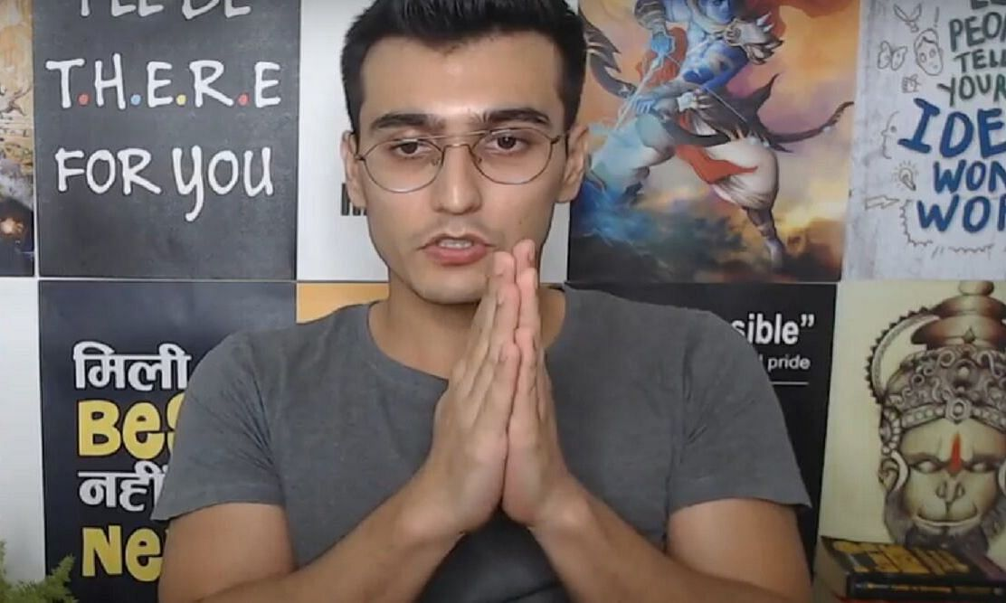 YouTuber Anmol Bakaya chanted 'Modi ji' non-stop for 24 hours on his channel and live streamed it, triggering a huge buzz online