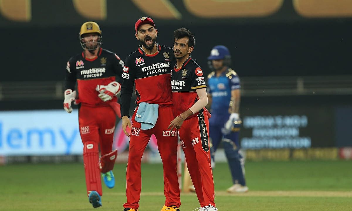 RCB clinched a nail-biting victory over MI in a thrilling Super Over