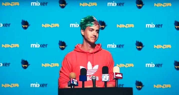 Ninja made a grand entry back to Twitch after previously switching to Mixer, Microsoft's live streaming service