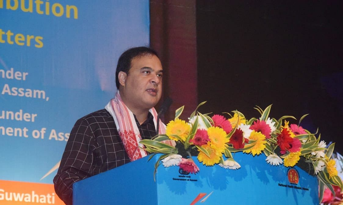 Assam government is planning to set up ICUs in 21 district-level hospitals of the state: Himanta