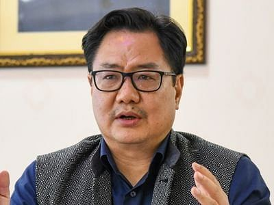 Ignorant national leader: Rijiju calls out Gandhi over 'Chinese village in Arunachal'