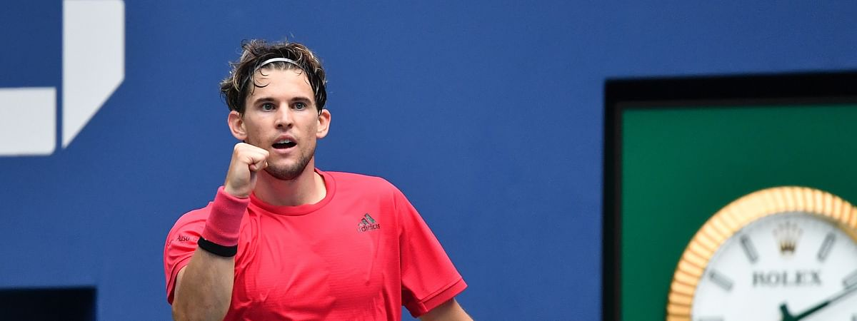 Dominic Thiem defeated Daniil Medvedev in straight sets to reach his first ever US Open final on Saturday