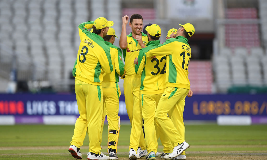 Australia registered a 19-run victory over England in the first ODI at Emirates Old Trafford, on Friday.