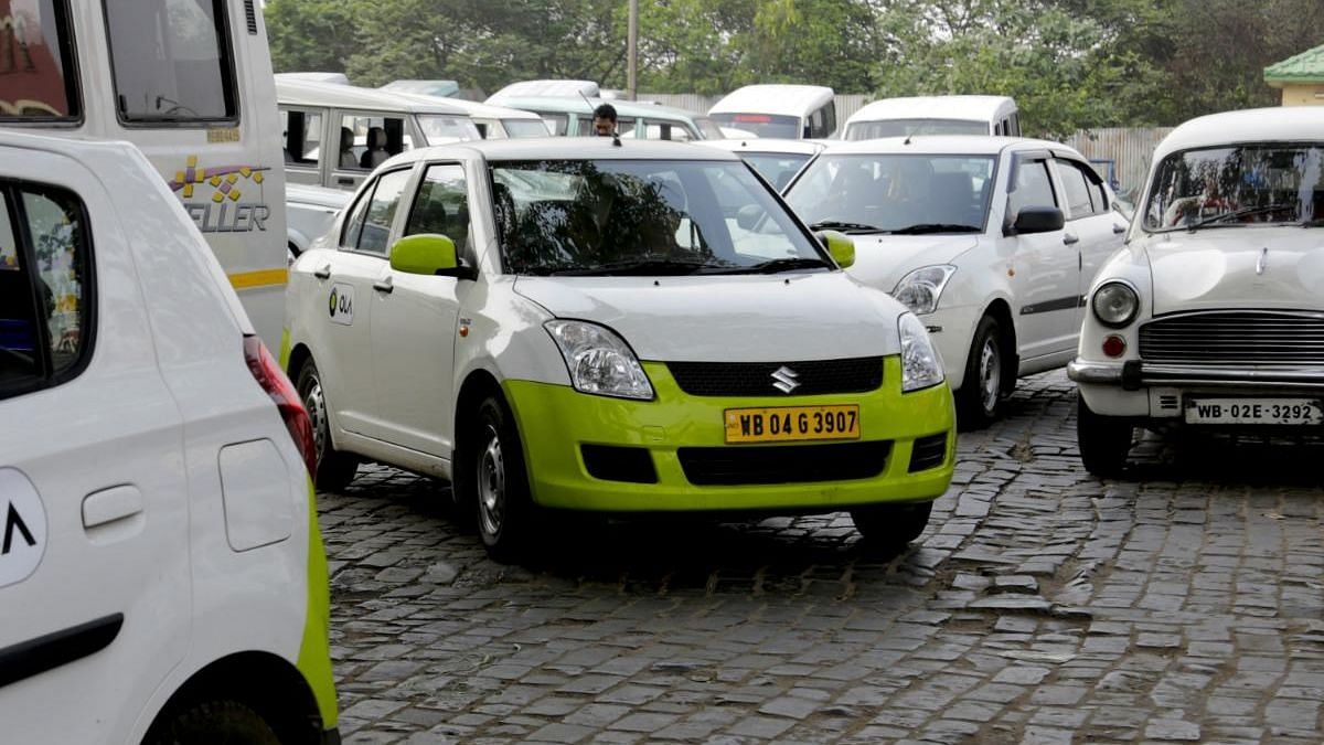 Section of Uber, Ola drivers on strike in Delhi-NCR; fare hike, others in agenda