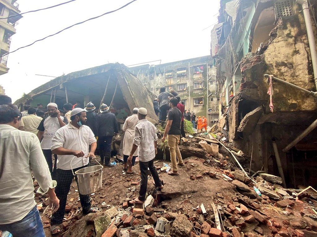 Bhiwandi building collapse: Death toll rises to 20; case filed against owner